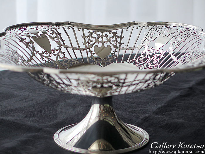 silver compote シルバーコンポート